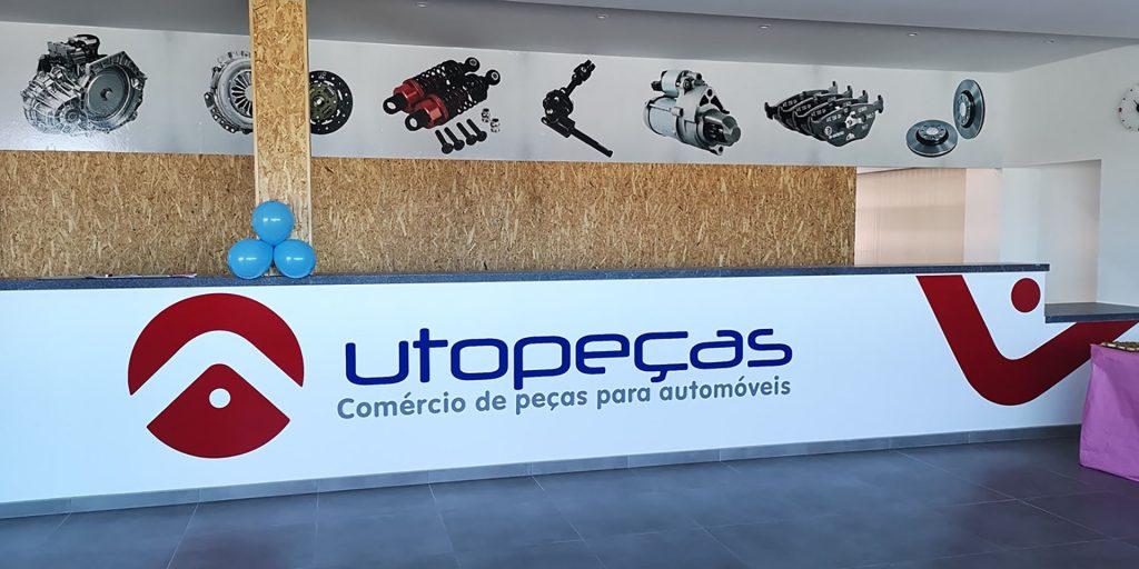 Auto Peças João Morais - Instalações Interior